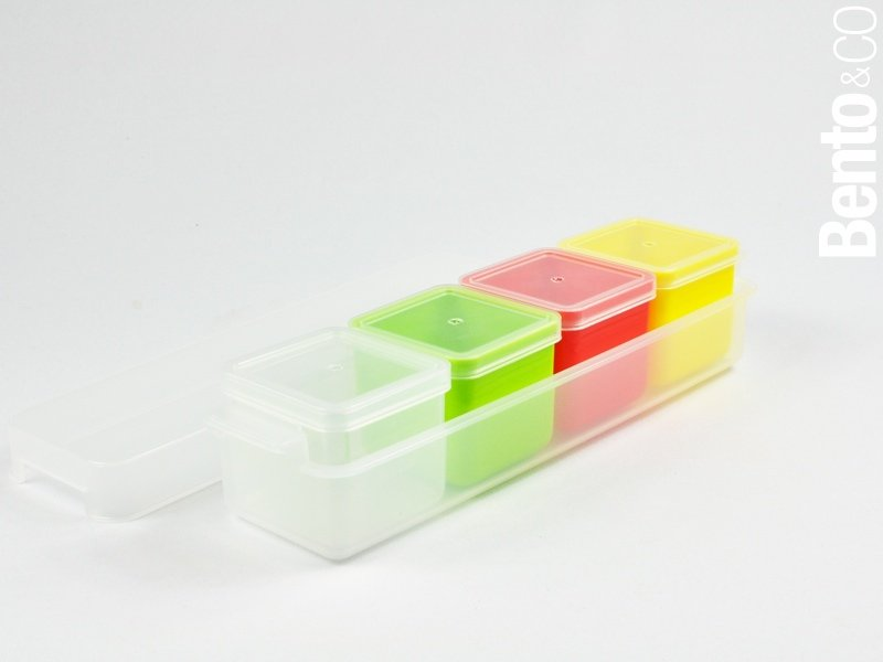 Cube Stocker by Wahei Freiz - Bento&co Japanese Bento Lunch Boxes and Kitchenware Specialists