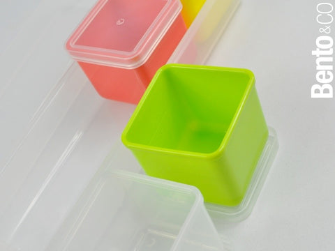 Cube Stocker by Wahei Freiz - Bento&con the Bento Boxes specialist from Kyoto