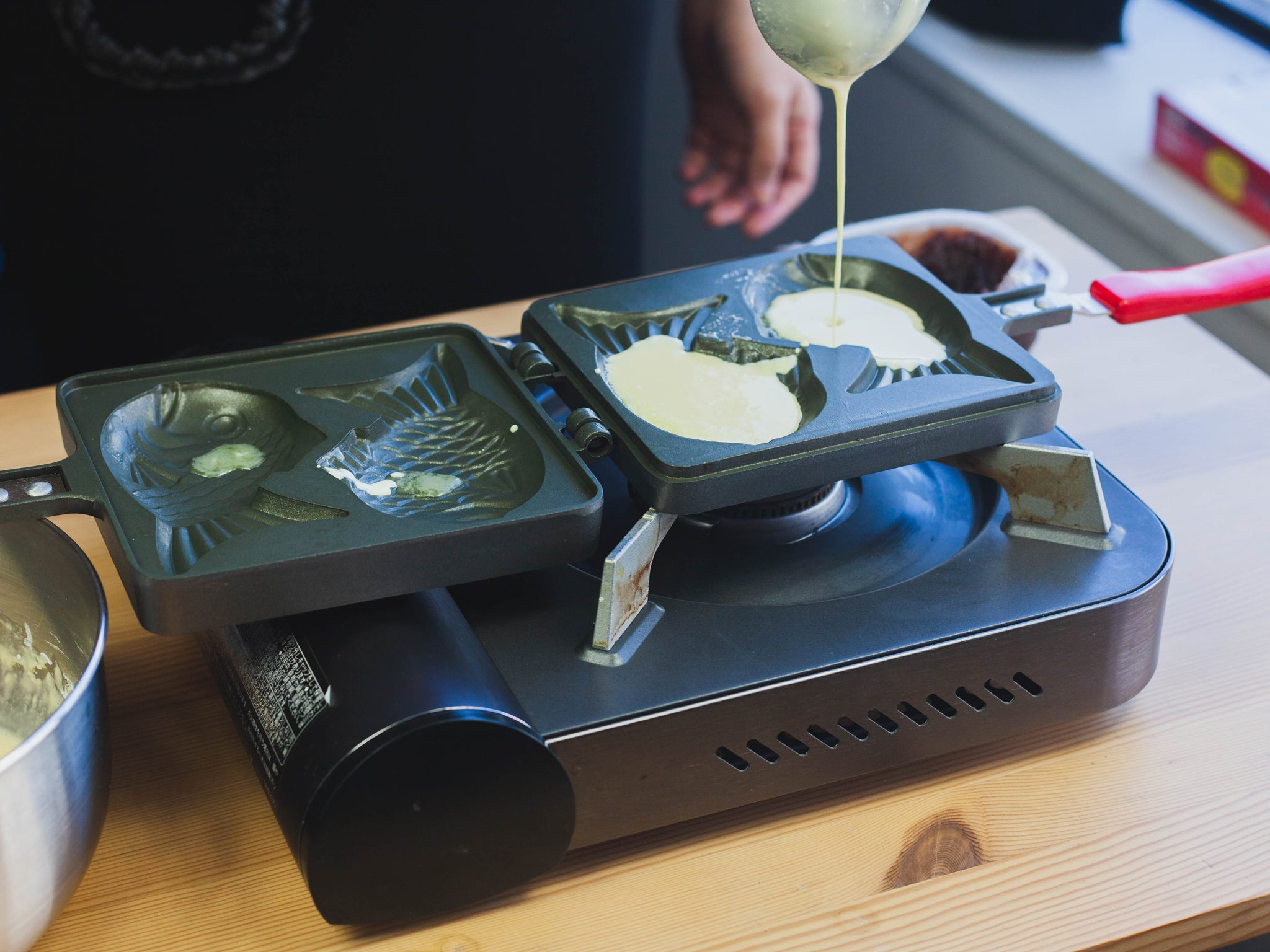 Taiyaki Pan by Bento&co | AMZJP - Bento&co Japanese Bento Lunch Boxes and Kitchenware Specialists