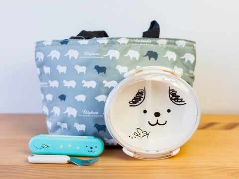 Tomodachi Dog Bundle by Bento&co Bundles - Bento&co Japanese Bento Lunch Boxes and Kitchenware Specialists