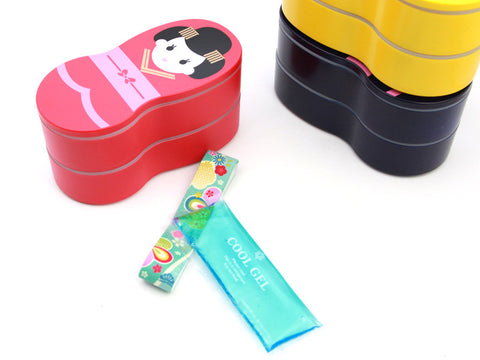 Dolls Lunch Box | Red