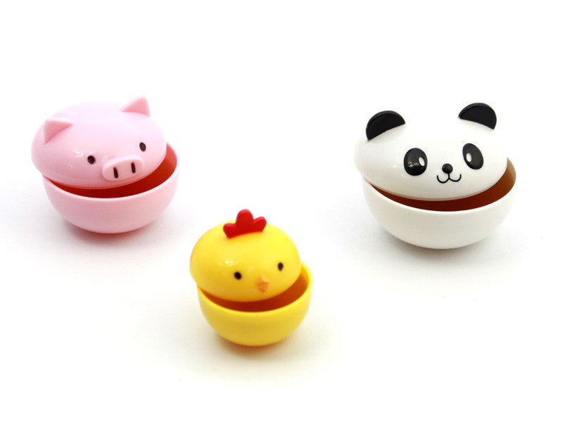 Donburi Animal Cups by Torune - Bento&co Japanese Bento Lunch Boxes and Kitchenware Specialists