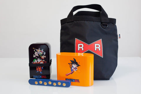 Dragon Ball Goku Bundle by Bento&co - Bento&co Japanese Bento Lunch Boxes and Kitchenware Specialists
