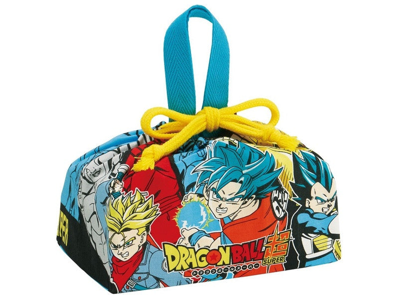 Dragon Ball Super Drawstring Bento Bag