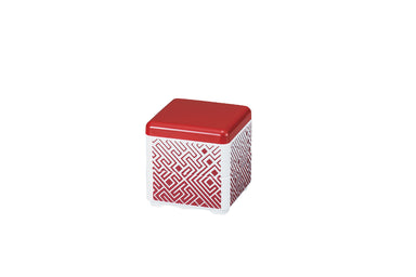 Mini Bento Box | Maze Red by Hakoya - Bento&co Japanese Bento Lunch Boxes and Kitchenware Specialists