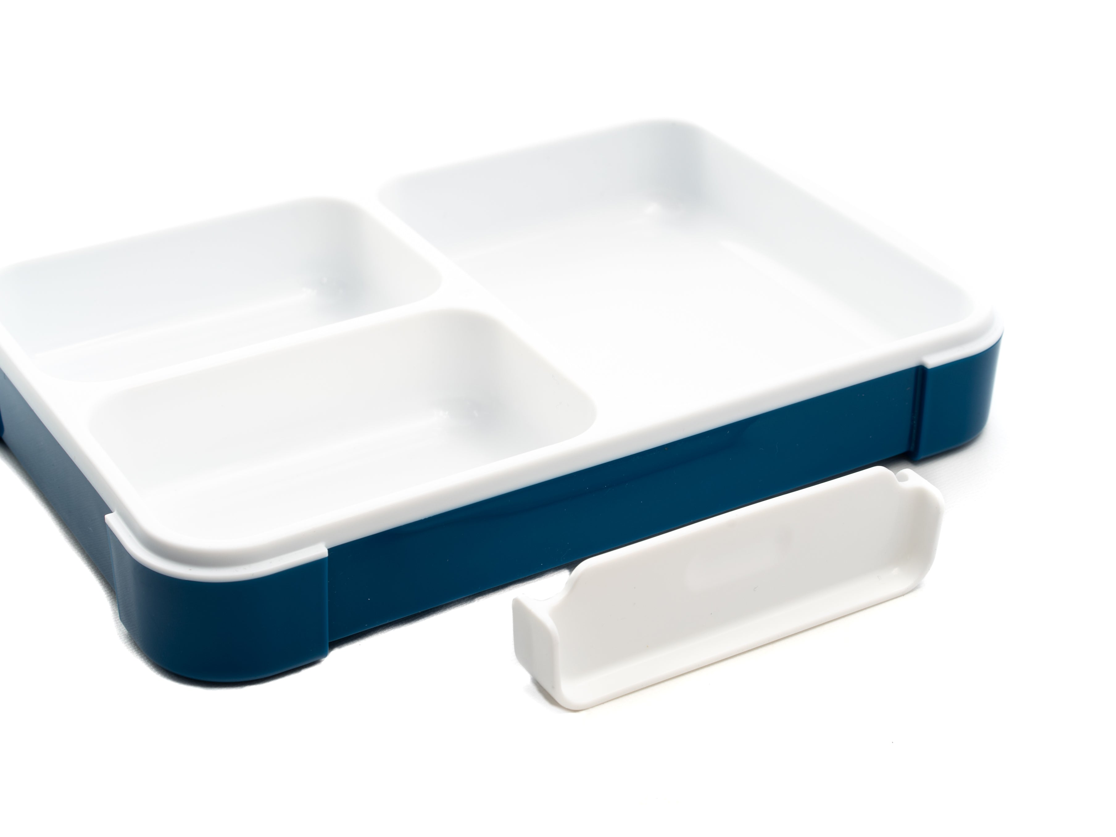 Foodman Bento Box 600 ml | Blue by CB Japan - Bento&co Japanese Bento Lunch Boxes and Kitchenware Specialists