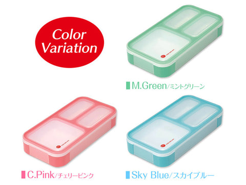 Foodman Mini 400ml | Mint Green by CB Japan - Bento&con the Bento Boxes specialist from Kyoto