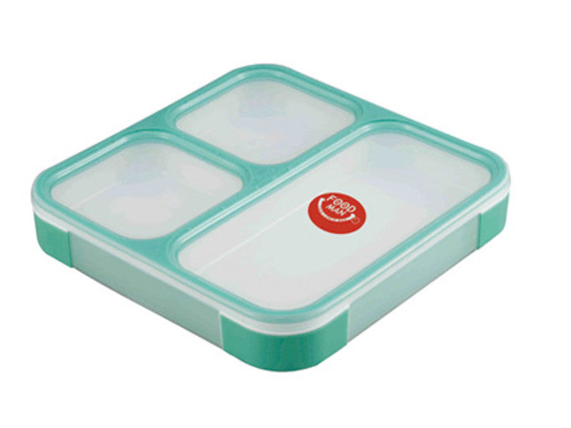 Foodman Bento Box 800 ml | Mint Green by CB Japan - Bento&co Japanese Bento Lunch Boxes and Kitchenware Specialists