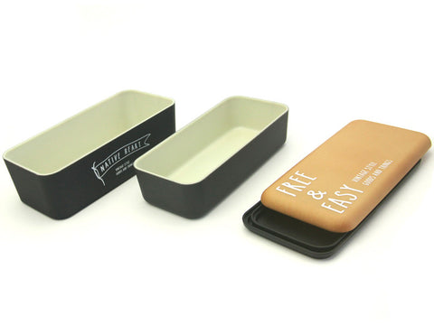 Free & Easy Wood Tones by Showa - Bento&con the Bento Boxes specialist from Kyoto