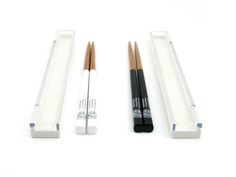 Free and Easy Chopsticks Black by Showa - Bento&con the Bento Boxes specialist from Kyoto