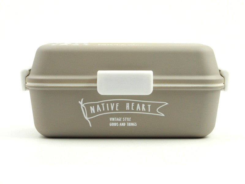Free and Easy Long Bento Box | Black by Showa - Bento&co Japanese Bento Lunch Boxes and Kitchenware Specialists