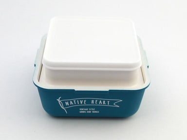Free and Easy Square Bento Box | Black by Showa - Bento&co Japanese Bento Lunch Boxes and Kitchenware Specialists
