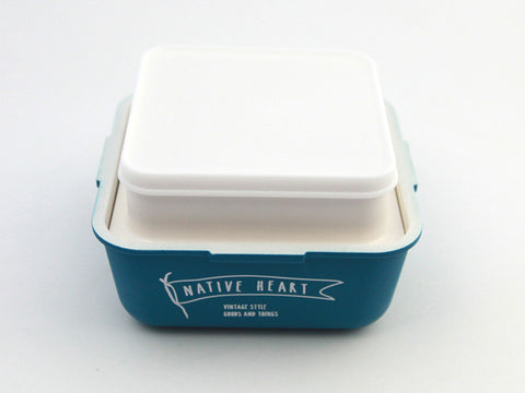 Free and Easy Square Bento Box by Showa - Bento&con the Bento Boxes specialist from Kyoto