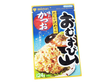Furikake Omusubi Yama | Katsuo Bonito Flakes by Bento&co | AMZJP - Bento&co Japanese Bento Lunch Boxes and Kitchenware Specialists