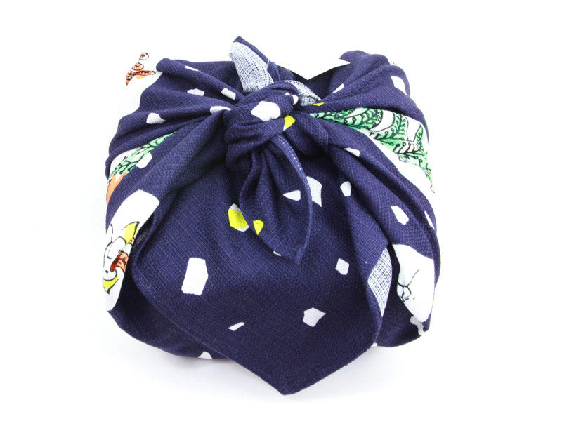Winter Furoshiki by Yamada Seni - Bento&co Japanese Bento Lunch Boxes and Kitchenware Specialists