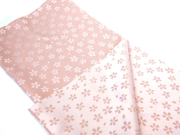 Furoshiki Kirara Powder pink by Yamada Seni - Bento&con the Bento Boxes specialist from Kyoto