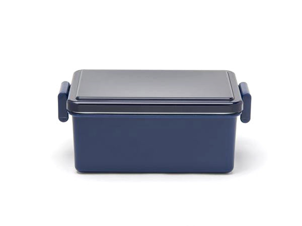 Gel-Cool Square Bento Box Large | Berry Blue by Gel Cool - Bento&co Japanese Bento Lunch Boxes and Kitchenware Specialists