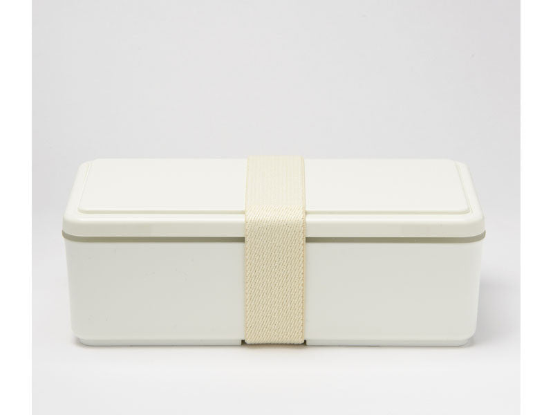 Gel-Cool Rectangle Bento Box | Milk White by Gel Cool - Bento&co Japanese Bento Lunch Boxes and Kitchenware Specialists