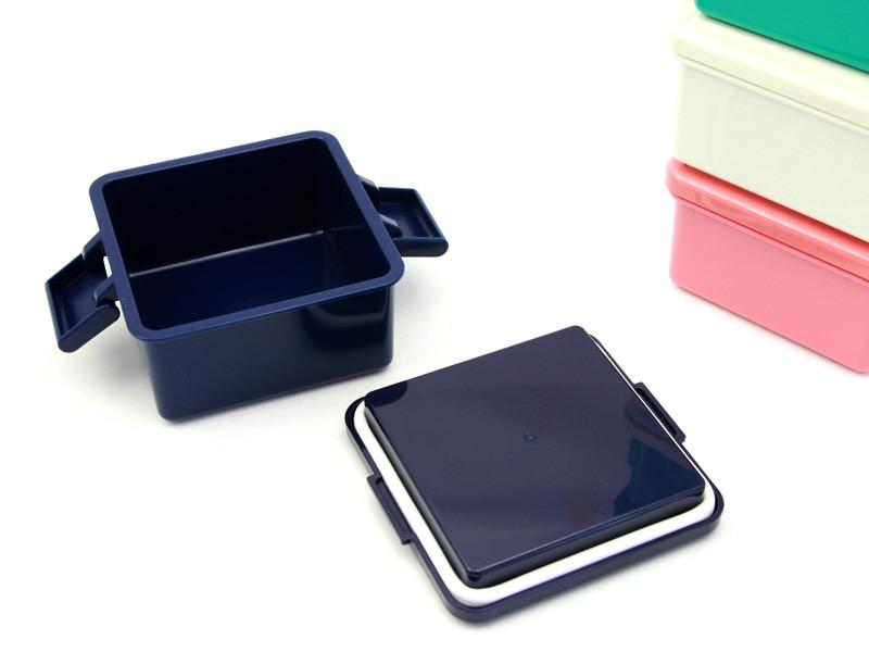 Gel-Cool Square Bento Box Small | Berry Blue