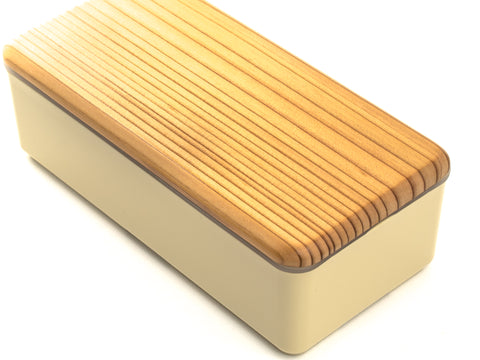 Bento wood lid | Beige by Gel Cool - Bento&con the Bento Boxes specialist from Kyoto