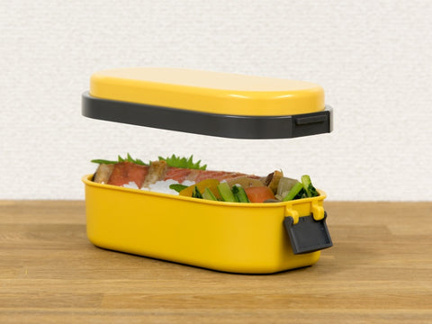 Gel-Cool Dome Bento Box Large | Caviar Black by Gel Cool - Bento&co Japanese Bento Lunch Boxes and Kitchenware Specialists
