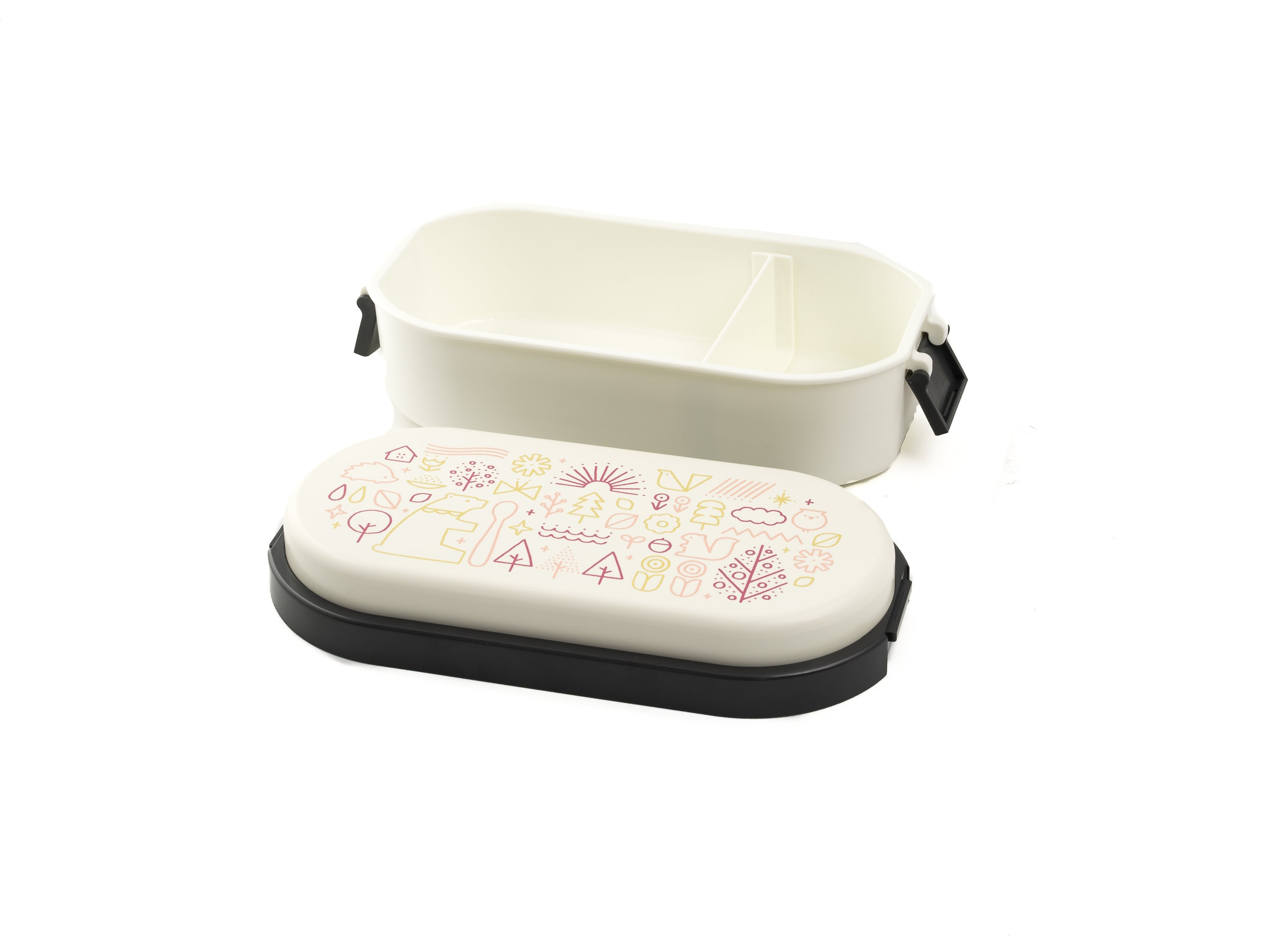 Gel-Cool Dome Bento Box Medium | Forest by Gel Cool - Bento&co Japanese Bento Lunch Boxes and Kitchenware Specialists