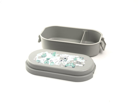 Gel-Cool Dome Bento Box Medium | Road Trip by Gel Cool - Bento&co Japanese Bento Lunch Boxes and Kitchenware Specialists