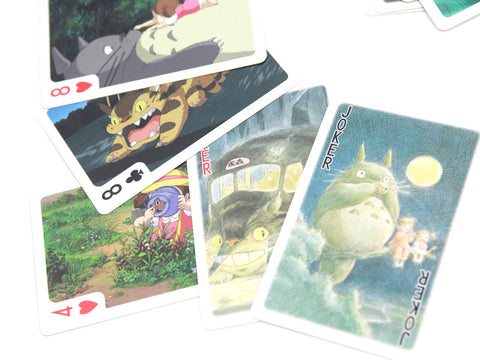Studio Ghibli Collection Cards