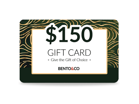 Bento&co Gift Card by Bento&co - Bento&co Japanese Bento Lunch Boxes and Kitchenware Specialists
