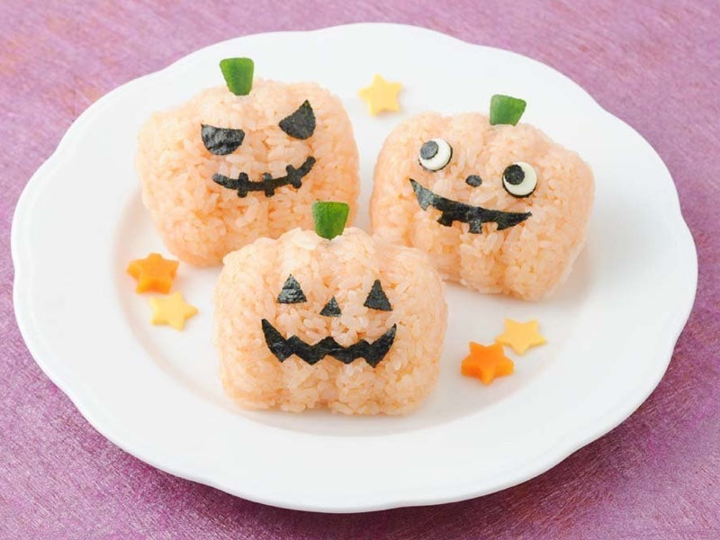 Halloween Onigiri Set by Arnest - Bento&con the Bento Boxes specialist from Kyoto