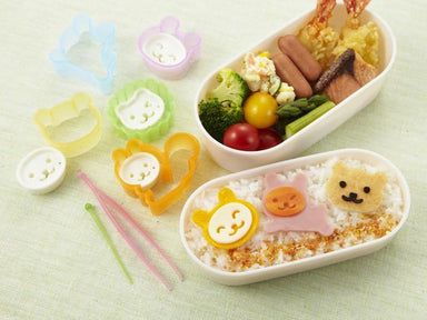 Ham & Cheese Cutter Set | Zoo by Torune - Bento&co Japanese Bento Lunch Boxes and Kitchenware Specialists