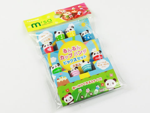 Happy Pandas Picks by Torune - Bento&co Japanese Bento Lunch Boxes and Kitchenware Specialists