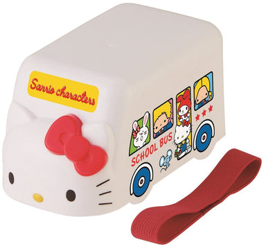 Hello Kitty Bus Bento Box by Skater - Bento&co Japanese Bento Lunch Boxes and Kitchenware Specialists