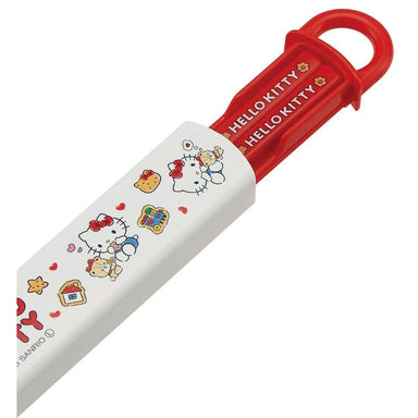 Hello Kitty Cookie Chopsticks Set by Skater - Bento&co Japanese Bento Lunch Boxes and Kitchenware Specialists