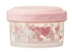 Hello Kitty Pink Food Container Set by Skater - Bento&co Japanese Bento Lunch Boxes and Kitchenware Specialists
