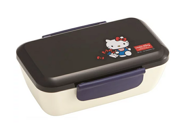 Hello Kitty Ribbon Side Lock Bento by Skater - Bento&co Japanese Bento Lunch Boxes and Kitchenware Specialists