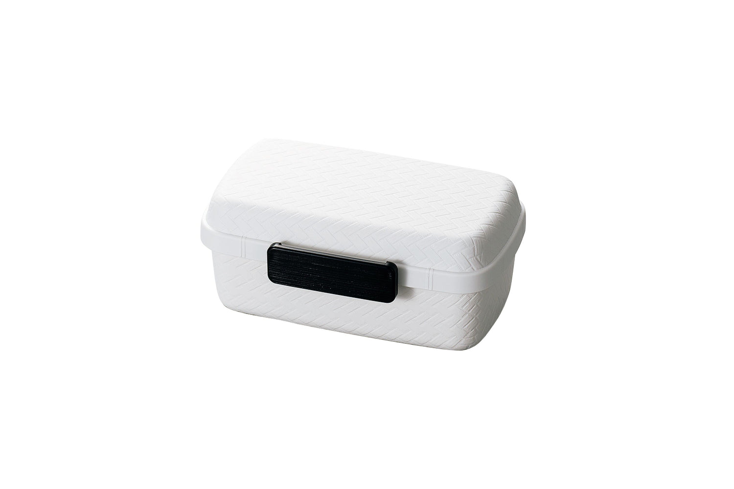 Nuri Ajiro Side Lock Bento Box | White by Hakoya - Bento&co Japanese Bento Lunch Boxes and Kitchenware Specialists