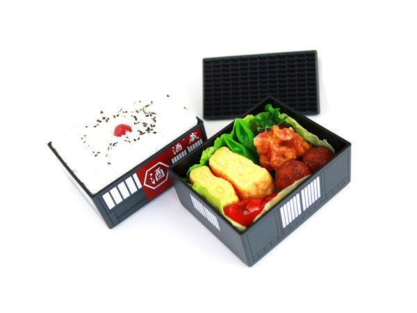 Obento House Machiya | Kura Black by Hakoya - Bento&co Japanese Bento Lunch Boxes and Kitchenware Specialists