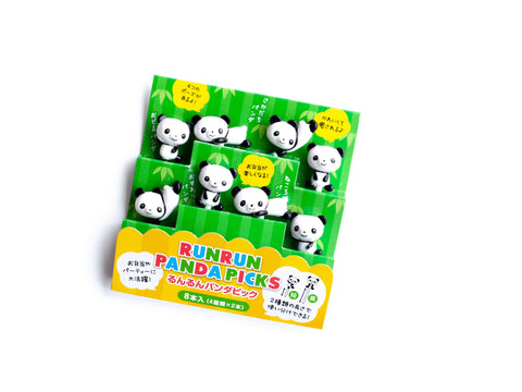 Panda Food Picks by Torune - Bento&co Japanese Bento Lunch Boxes and Kitchenware Specialists