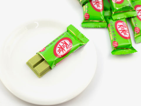 KitKat Uji Matcha by Takagi - Bento&con the Bento Boxes specialist from Kyoto