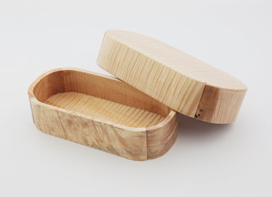 Miyama Bento Box 122 | Tochi Wood by Yamasho - Bento&co Japanese Bento Lunch Boxes and Kitchenware Specialists
