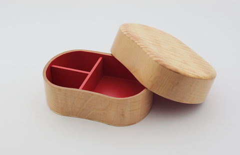 Miyama Bento Box 120 | Tochi Wood by Yamasho - Bento&co Japanese Bento Lunch Boxes and Kitchenware Specialists