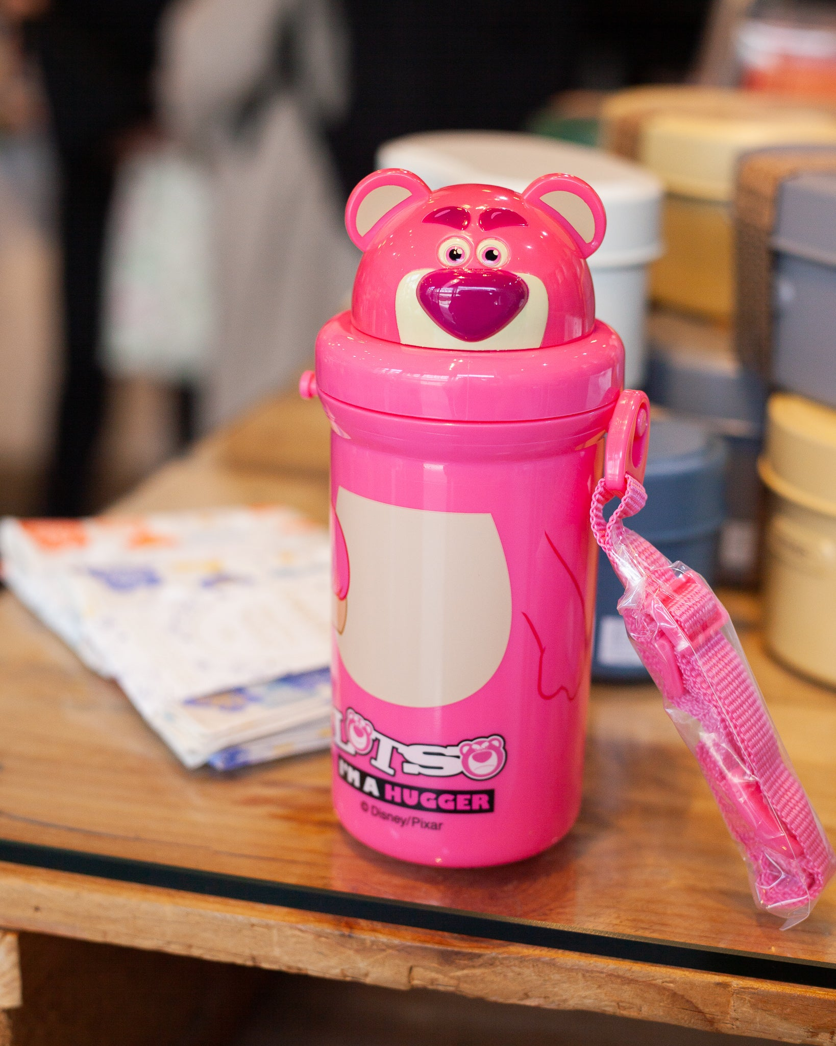 Toy Story Lots-o'-Huggin' Bear Bottle