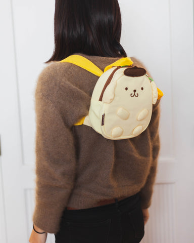 Pompompurin Backpack by Skater - Bento&co Japanese Bento Lunch Boxes and Kitchenware Specialists