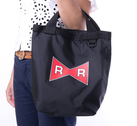 Red Ribbon Army Cooler Bag by Bento&co - Bento&co Japanese Bento Lunch Boxes and Kitchenware Specialists