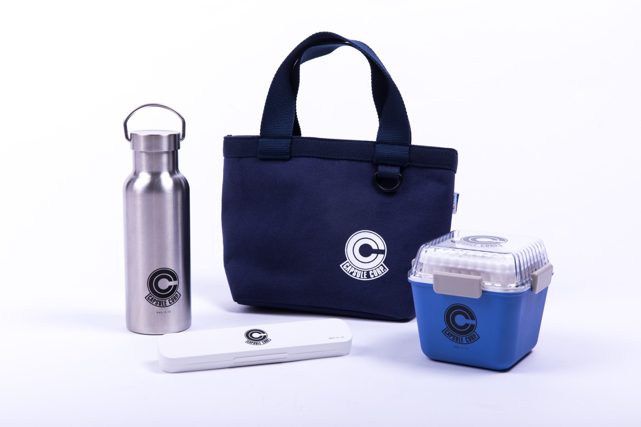 Capsule Corp. Cooler Bag by Bento&co - Bento&co Japanese Bento Lunch Boxes and Kitchenware Specialists