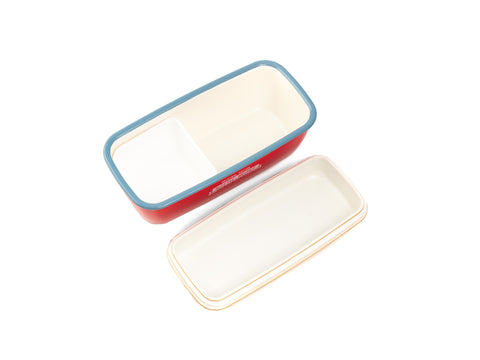 Native Heart Original Lunch Box | Red by Showa - Bento&con the Bento Boxes specialist from Kyoto