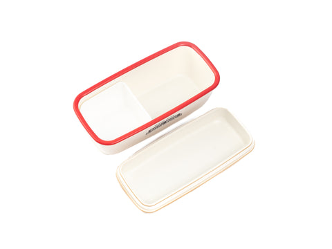 Native Heart Original Lunch Box | White by Showa - Bento&con the Bento Boxes specialist from Kyoto