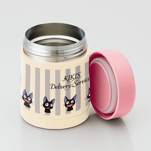 Jiji Stripes Keep Warm Lunch Jar by Skater - Bento&co Japanese Bento Lunch Boxes and Kitchenware Specialists