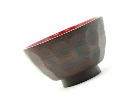 Kame Wan Mokume Bowl by Hakoya - Bento&co Japanese Bento Lunch Boxes and Kitchenware Specialists
